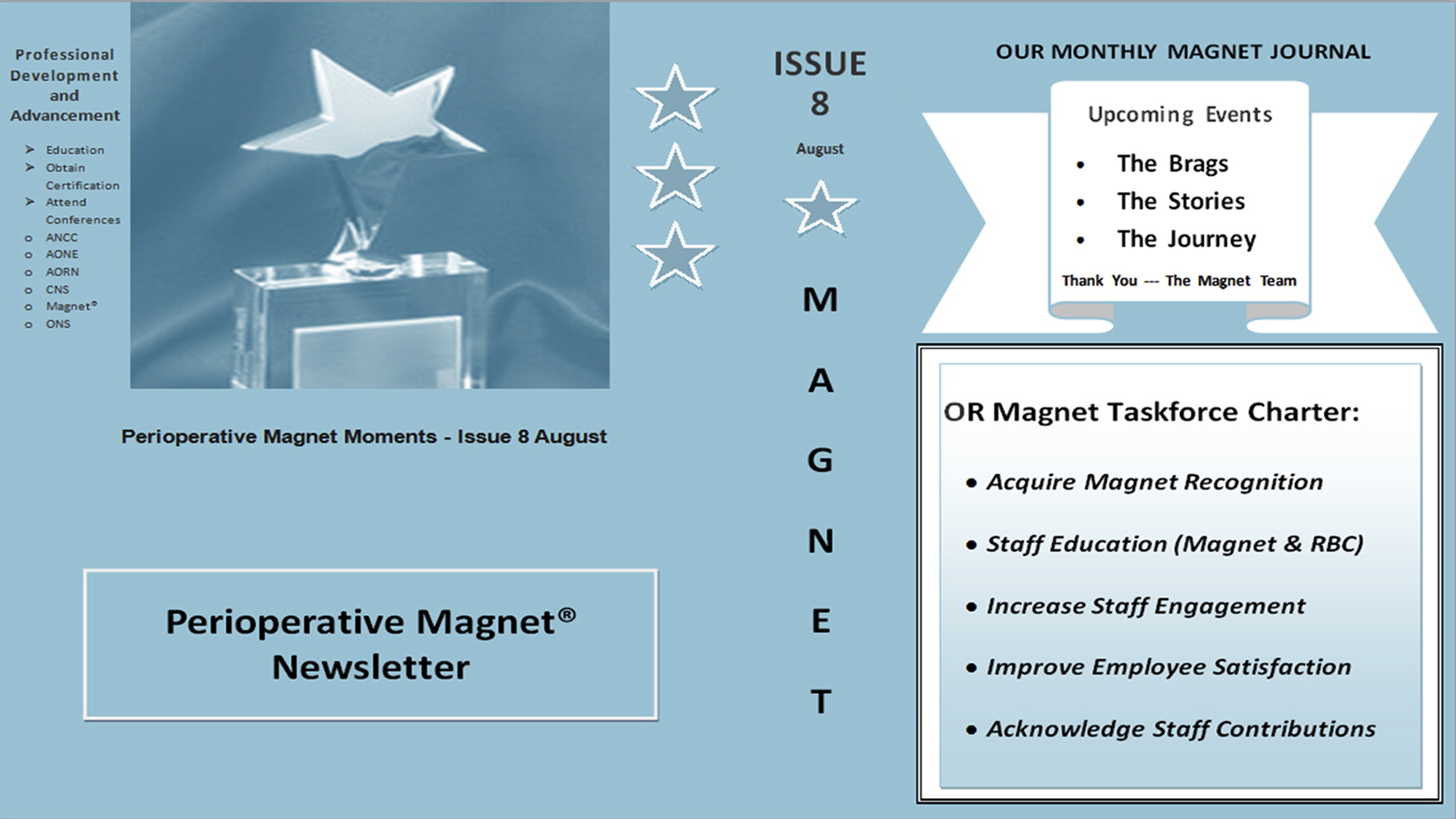 Fostering magnet change with perioperative newsletters aorn journal view hi res 1betcityfo Choice Image